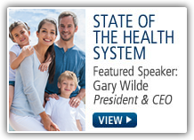 CMHS - State of the Health System Address