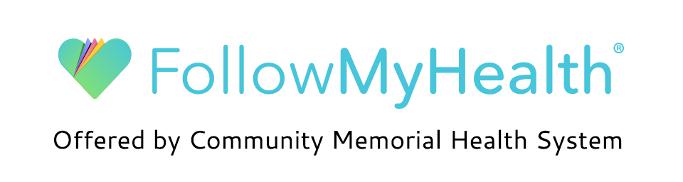 FollowMyHealth Offered by Community Memorial Health System