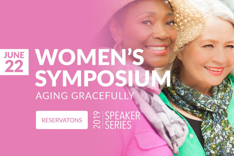 Make reservations to the Women's Symposium on June 22