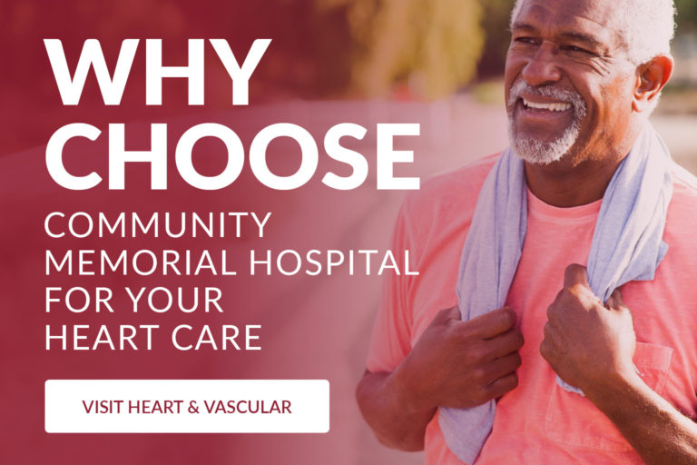 Why Choose CMH for Your Heart Care?